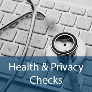 Onze professionele Health & Privacy Checks helpen u uw Office 365 of SharePoint omgeving op orde te houden