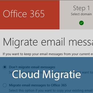 Migratie van al uw bestanden en e-mail van én naar Microsoft Office 365 en SharePoint