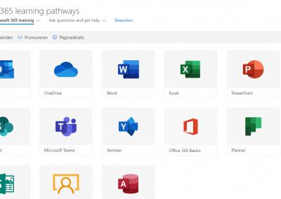 Nu beschikbaar: een gratis leeromgeving voor Microsoft 365