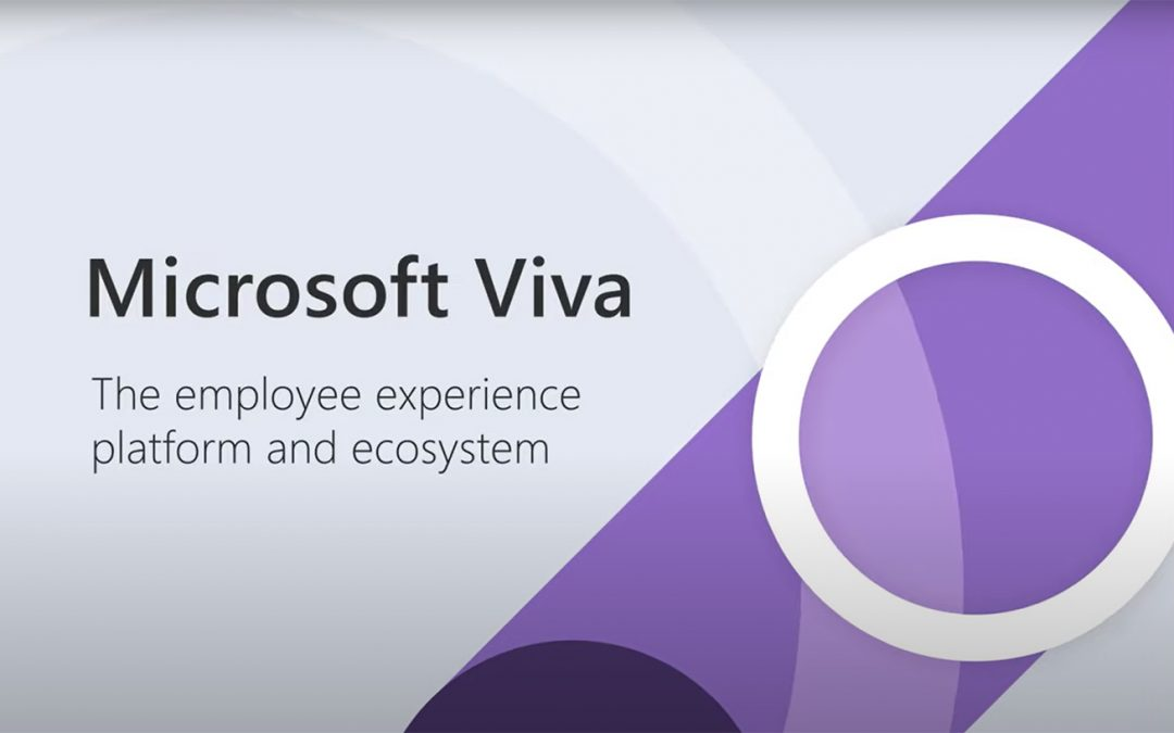 Blijf nog beter verbonden met het nieuwe Microsoft Viva; het wat en hoe